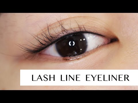 Permanent Lash Eyeliner – Unyozi Beauty