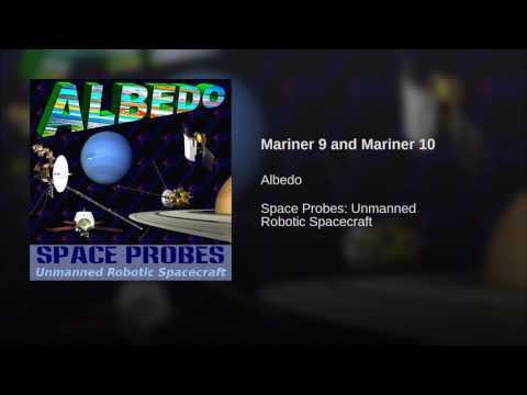 Mariner 9 and Mariner 10