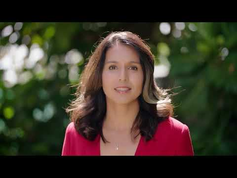 Congresswoman Tulsi Gabbard - Message to the DFK International Conference July 2017