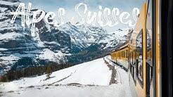 72 Heures dans les Alpes Suisses (Jungfrau région) - Guide 2019