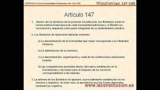 titulo viii parte 1 art 137 148 de la constitucion espaola 1978 oposiciones
