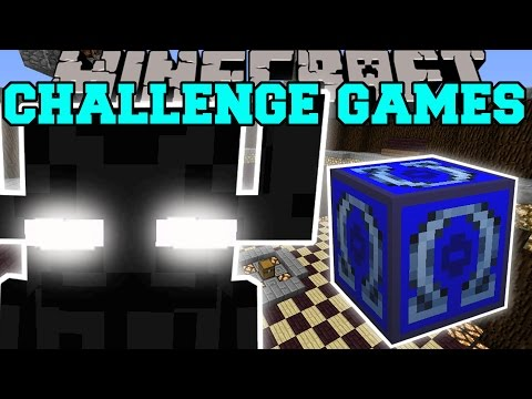 Minecraft: ENDER COLOSSUS CHALLENGE GAMES - Lucky Block Mod - Modded Mini-Game