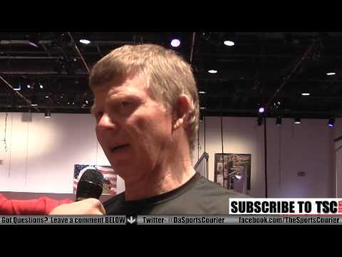 Bob Backlund on WWE Hall of Fame, CM Punk, Fitness