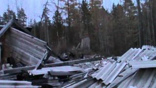 Усть-Илимск. Пионерский лагерь Илим. сентябрь 2011 г.