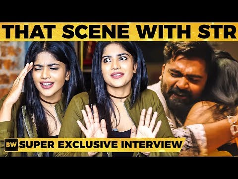 UNCUT Romantic Scene with STR - What really happened? - Megha Akash Reveals!