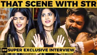 UNCUT Romantic Scene with STR - What really happened? - Megha Akash Reveals! | MY  440