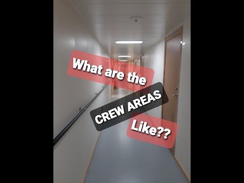TOUR INSIDE SHIP ACCOMMODATION OF MERCHANT SHIP COMMON AREA  (B deck to Upper deck)