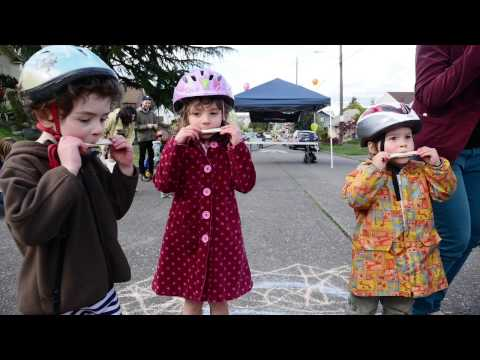 Seattle Play Streets: Instrument Making Tutorial