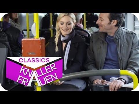 Flirt im Bus [subtitled] | Knallerfrauen mit Martina Hill