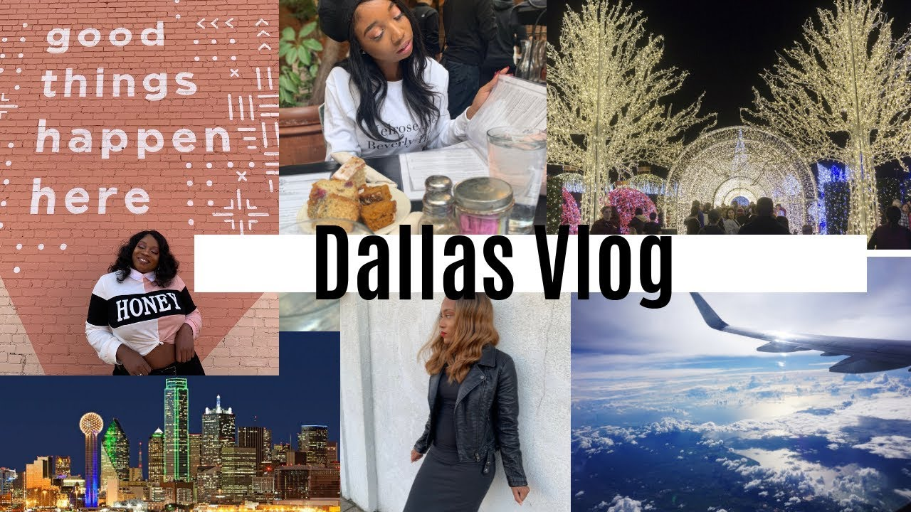 DALLAS VLOG » Crashing Proposals, NYE & Slaying with Friends | Purity Vanity