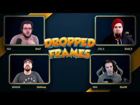 Dropped Frames - Week 90 - TwitchCon! British Person! Elite: Dangerous!