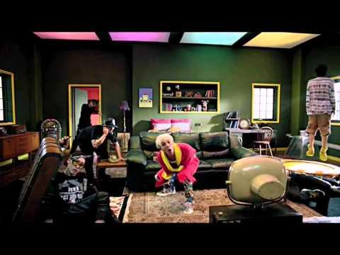 G-Dragon - 크레용mv + Big Bang - Feeling