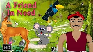 Video Forest Stories For Children - Animal Stories - A Friend In Need - Short Moral Stories For Kids download MP3, 3GP, MP4, WEBM, AVI, FLV Oktober 2018