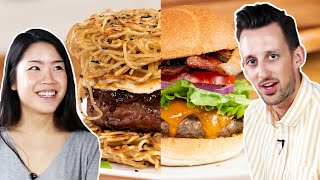 Trendy_Vs._Traditional:_Burgers_• Tasty