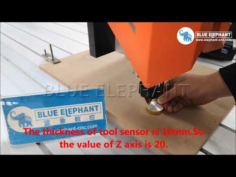 How To Use Tool Sensor In DSP A11 Handle Control System