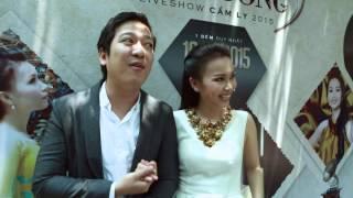 Liveshow Tự Tình QuêHương 5  -  Cẩm Ly & Trường Giang
