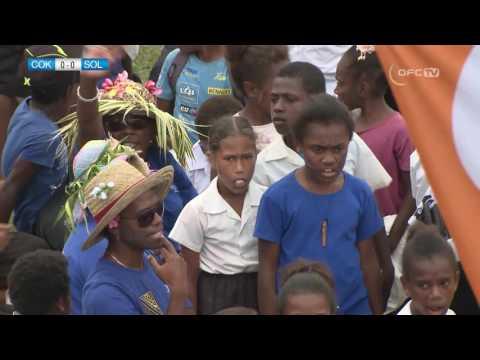 2016 OFC U20 | Group B | Cook Islands vs Solomon Islands