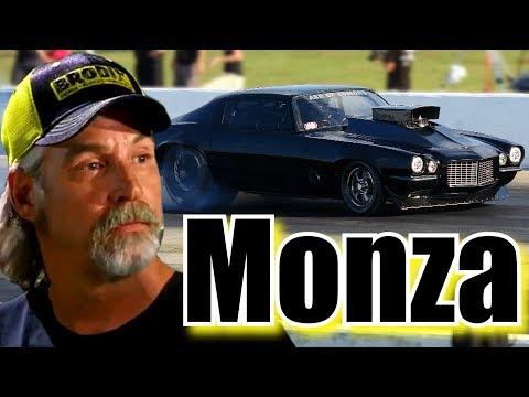 "Jerry ""Monza"" Johnston's ""Sinister Split Bumper"" 1972 Camaro #StreetOutlaws #Monza"