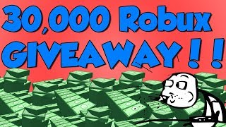 🔴 MASSIVE ROBLOX GIVEAWAY! 💰 ROBUX GIVEAWAY, FREE ROBUX! 💰 ZeroOneTV