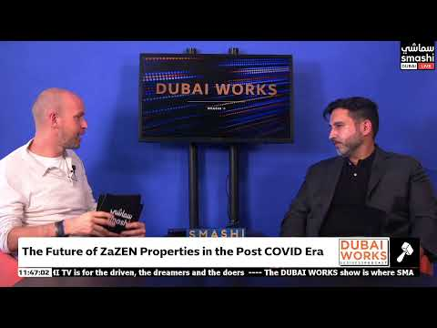 Dubai Works EP 123: Madhav Dhar, Co-founder and COO of ZāZEN Properties