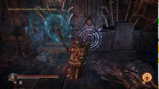 Lords of the Fallen 100% NG+ playthrough-Ancient Labyrinth (not so blind)