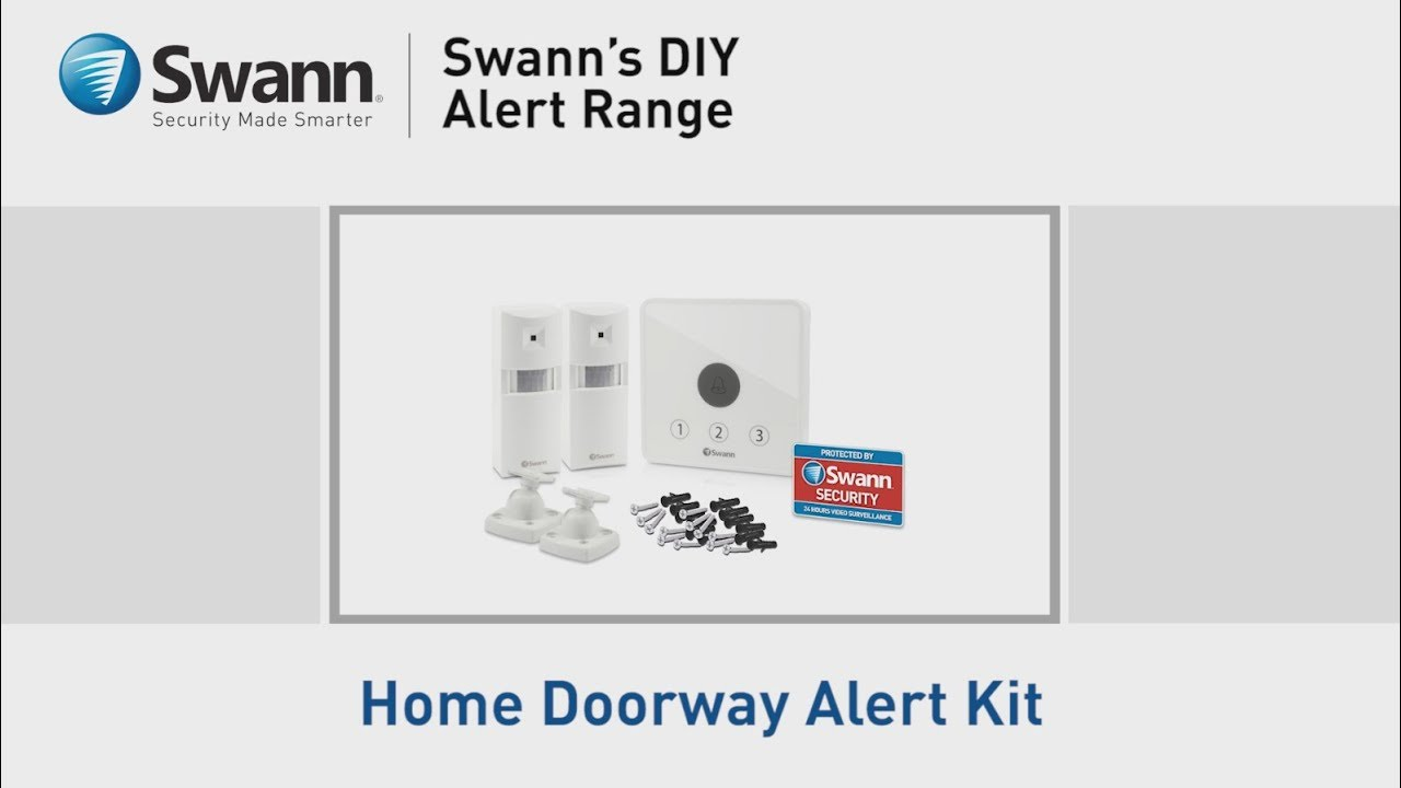 Swann home doorway alert kit set up review youtube swann home doorway alert kit set up review solutioingenieria Choice Image