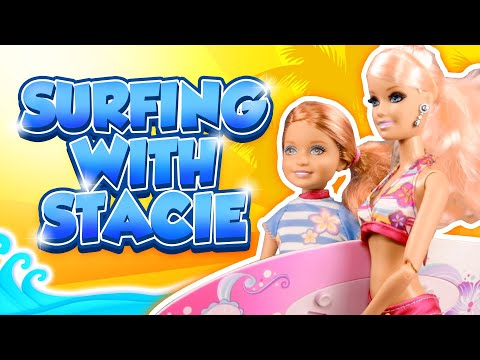 Barbie - Surfing with Stacie