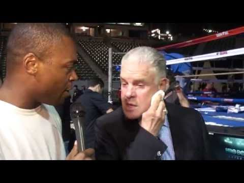 Exclusive: JIM LAMPLEY Cries Over MUHAMMAD ALI Death, Shares Touching Memories