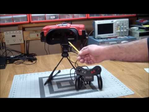 AE#45 Reviving Nintendo Virtual Boy Displays