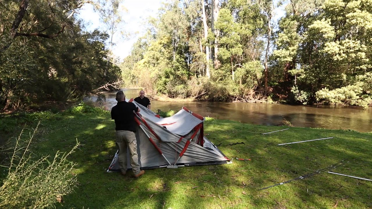 EPE SPEEDY EARTH TENT SET UP & EPE SPEEDY EARTH TENT SET UP - YouTube