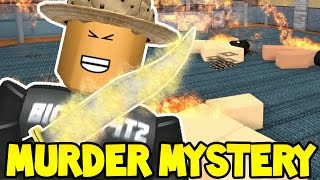 Roblox | MURDER MYSTERY | HOTTEST GAME EVER!!