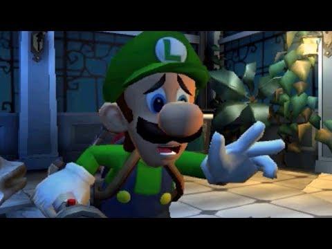 Luigi's Mansion: Dark Moon 100% Walkthrough Part 5 - Haunted Towers B-3 & B-4 (3-Star Rank)
