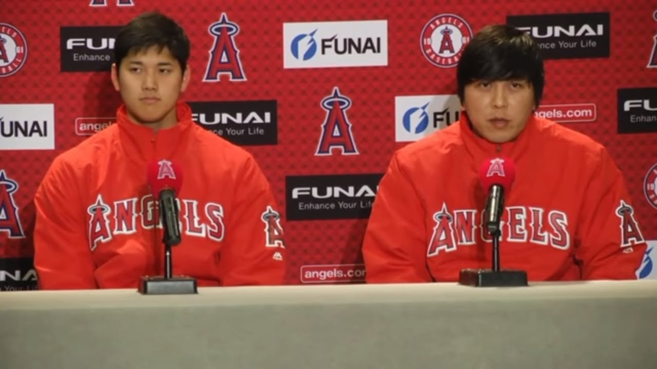 Shohei Ohtani: You'll see why I chose the Angels | ESPN