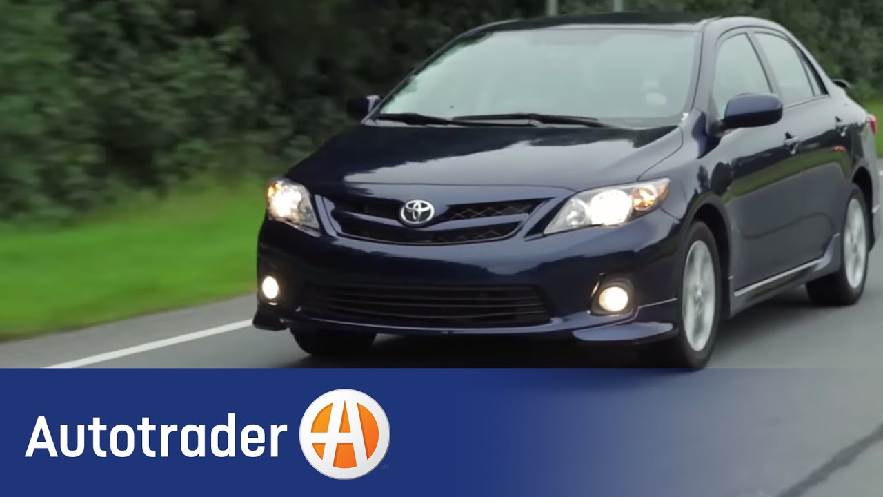2012 Toyota Corolla   Sedan | Totally Tested Review | AutoTrader   YouTube