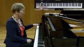 Импровизация на рояле с Ириной Смирновой. Урок 1.