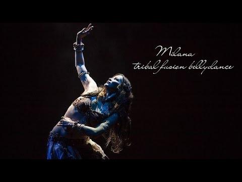 Milana (Oksana Peslyak) - tribal fusion @ Tribal Universe and Autumn Tribal Fair 2014
