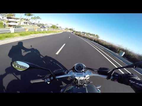 BMW R nine T Pure - MC Commute