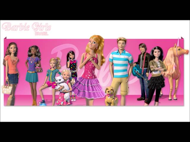 Barbie Life in The Dreamhouse - Everybody Needs a Ken (AUDIO) Travel Video