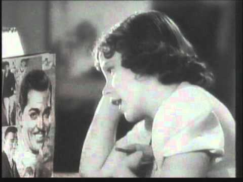 'DEAR MR GABLE' - ( 'YOU MADE ME LOVE YOU' ) sung by JUDY GARLAND.