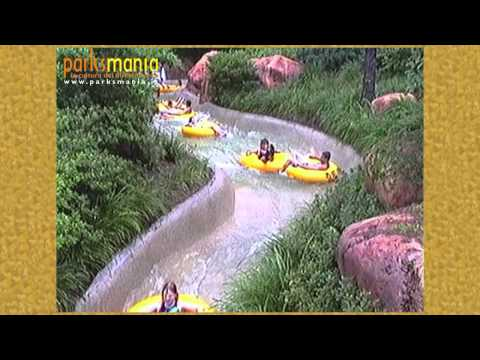 Disney RIVER COUNTRY (1993): Historical video