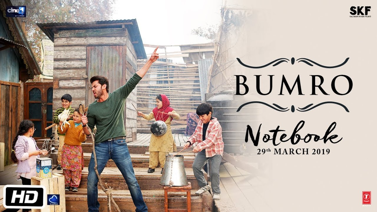 Download Notebook: Bumro Video Song | Zaheer Iqbal & Pranutan Bahl | Kamaal Khan | Vishal Mishra