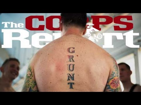 New Marine Corps Tattoo Regulations > United States Marine