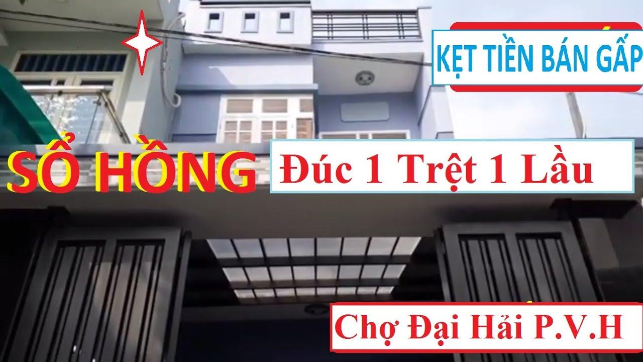 Bán nhà hóc môn 1 tỷ 320 triệu Ngang 4.5x12m Phan Văn Hớn