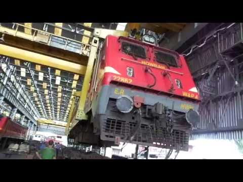 Awesome WAP4 Maintenance at HWH shed