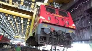 Download Awesome WAP4 Maintenance at HWH shed Mp3 and Videos