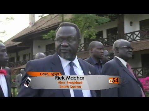 VOA Machar Interview