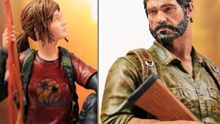 THE LAST OF US JOEL & ELLIE STATUE REVIEW | PANDEMIC EDITION