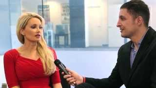 BTVRtv Sits Down With Holly Madison: Down The Rabbit Hole Interview