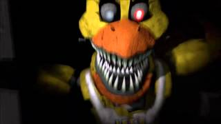 [FNaF4 SFM] Break My Mind (by DAGames) - Final Preview - HAPPY HALLOWEEN!