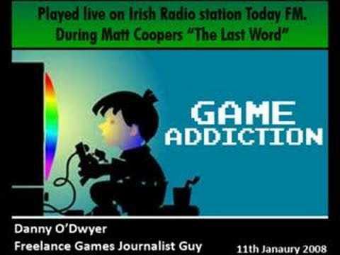 Radio Feature - Game Addiction